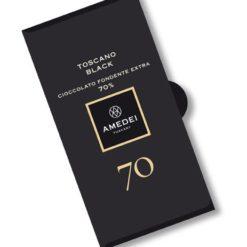 Amedei Toscano Black 70% Chocolate - 50g