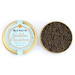 King's Golden Oscietra Caviar