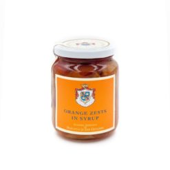 San Giuliano Orange Zests In Syrup