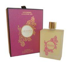 Abahna Frangipani And Orange Blossom Bath Oil