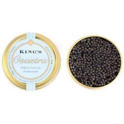 King's Oscietra Caviar