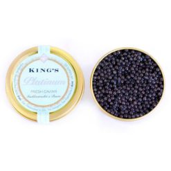 King's Platinum Caviar