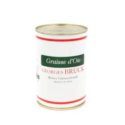 George Bruck Goose Fat 370g Tin