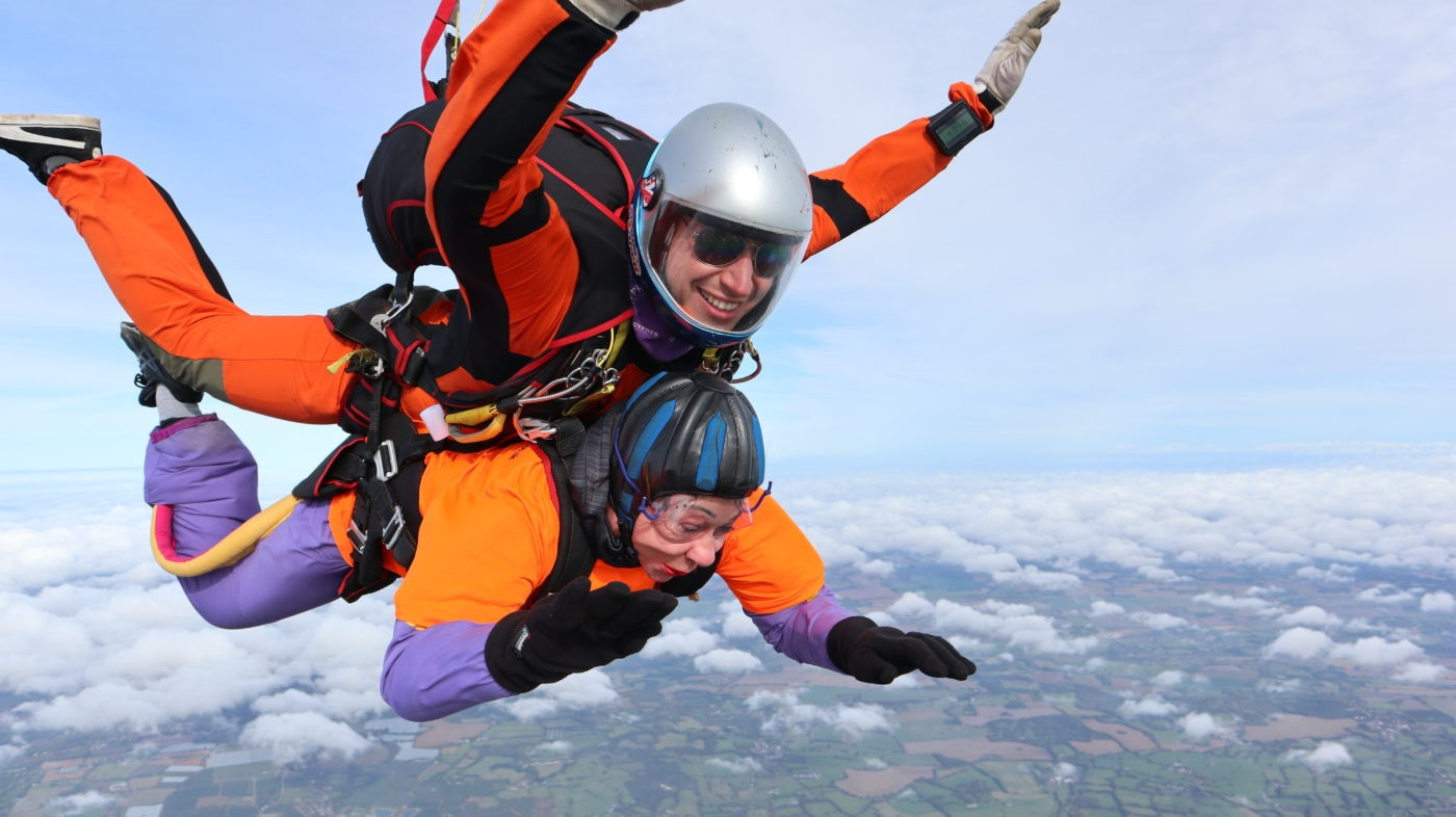 Charity Skydive Event