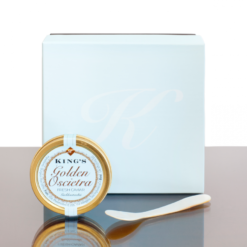 King's Golden Oscietra Caviar Gift Box