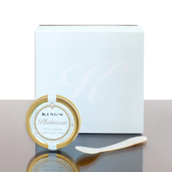 Kings Platinum Caviar Gift Box
