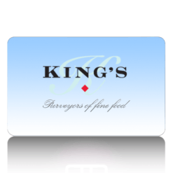 King's Fine Food Gift Card
