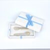 Mother of Pearl Spoons in a Box