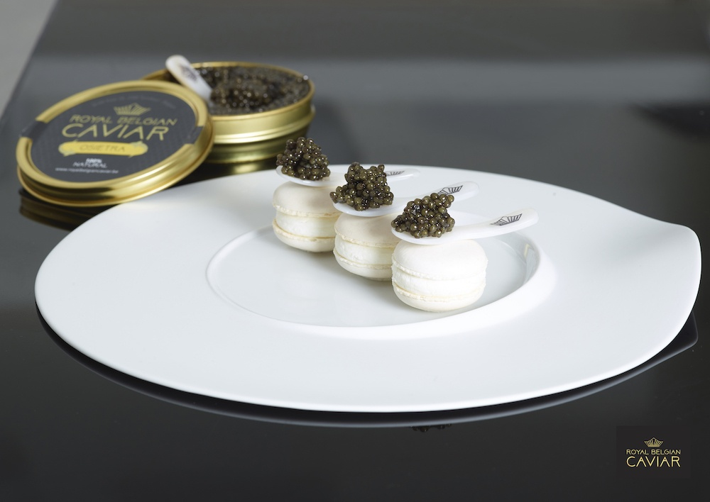 Royal Belgian Caviar the pioneer of 'the black gold' in Belgium