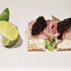 A King's Imperial Caviar Starter from Banty & Catch