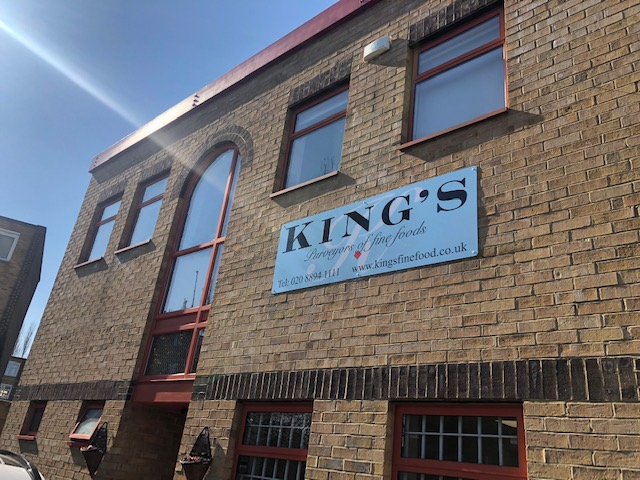 King's Fine Food Offices