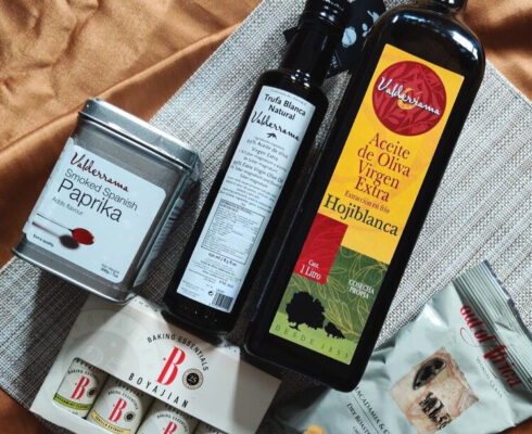 Your Kitchen Cupboard Essentials Delivered