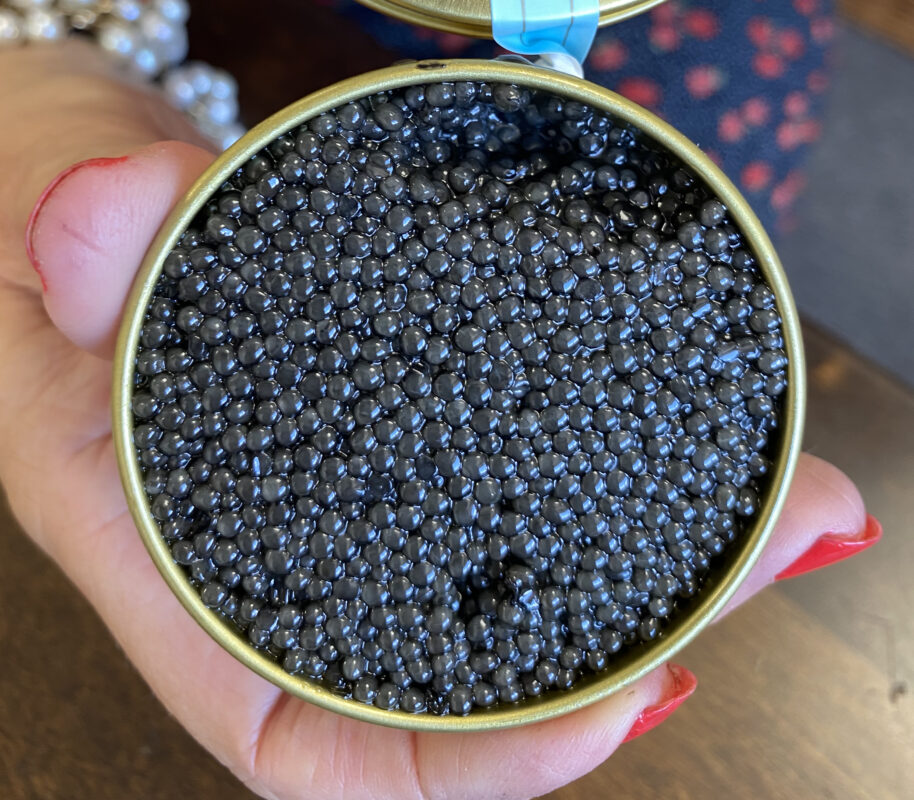 Sevruga Caviar Tasting With Laura King