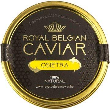 Royal Belgium Oscietra Caviar