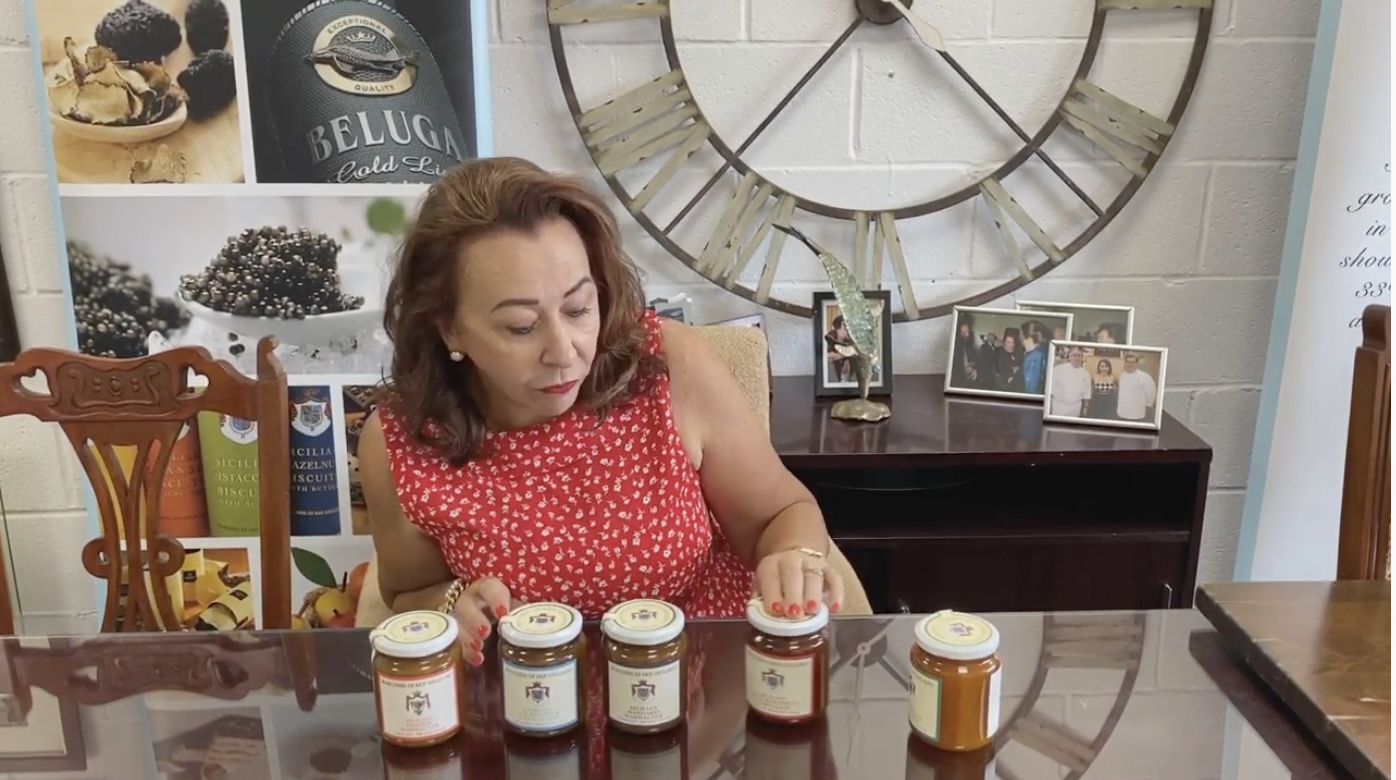 Laura King introduces San Giuliano Sicilian Marmalades