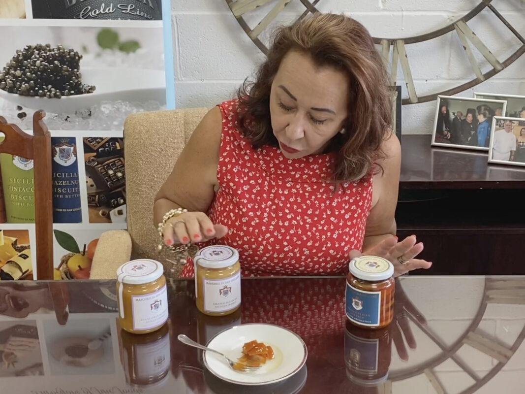 San Giuliano Sicilian Fruit & Honey Preserves