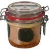 Goose Foie Gras jar en gelée with truffles