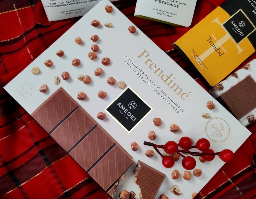 Give the Gift of Chocolate!