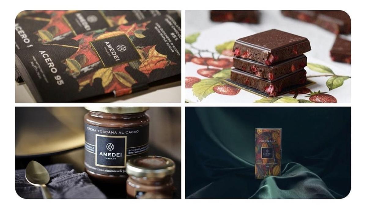Award Winning Amedei Chocolates