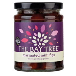 The Bay Tree Marinated Miniature Figs in Syrup - 570g