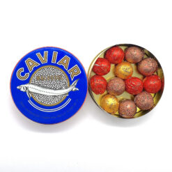 Amedei Mixed Chocolate Pralines in a Tin