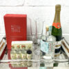 King's Cocktail Mixer Hamper