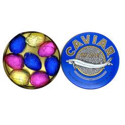 Amedei Chocolate Eggs in a Tin