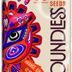 Boundless Orange, Ginger & Maple Activated Nuts & Seeds 30g