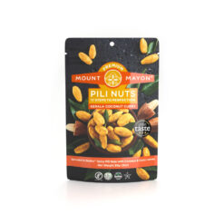 Mount Mayon Premium Pili Nuts - Kerala Coconut Curry 85g